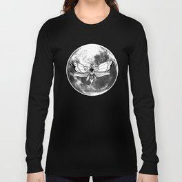 Moonmoth Long Sleeve T-shirt