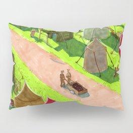 Aslan's camp Pillow Sham