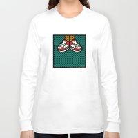 air jordan Long Sleeve T-shirts featuring AIR JORDAN 1 by originalitypieces