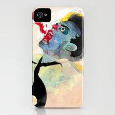 fountain v2 iPhone (4, 4s) Slim Case
