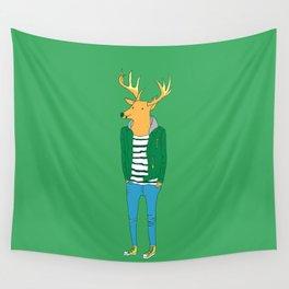 Mr. deer Wall Tapestry