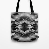 kaleidoscope Tote Bags featuring Kaleidoscope by Assiyam