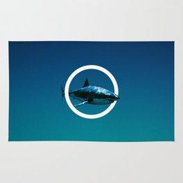 Shark. Rug