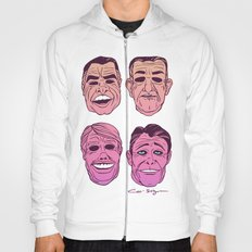POINT BREAK  - The Ex Presidents Hoody