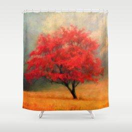 Autumns Colors Shower Curtain