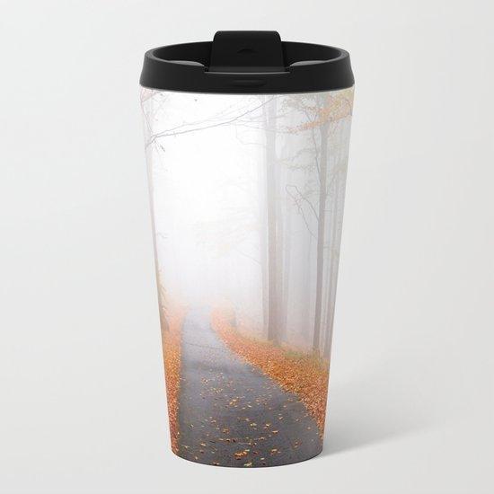 Spirit Forest Metal Travel Mug