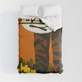 Vintage Texas Travel Poster Comforters