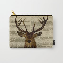 Lord Stag Carry-All Pouch