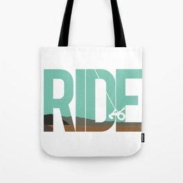 Ride LDR Tote Bag