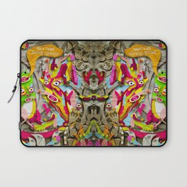 What I am You Will Become Laptop Sleeve
