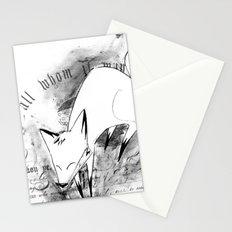 minima - deco fox Stationery Cards