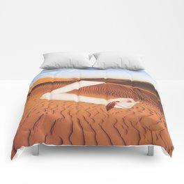 La Llamada del Desierto Comforters
