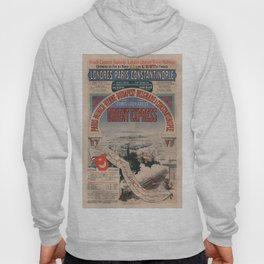Vintage poster - Orient Express Hoody