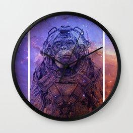 Apex-XIII: Mission II Wall Clock