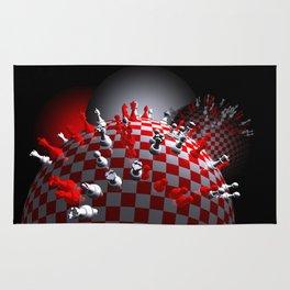 do you like chess Rug