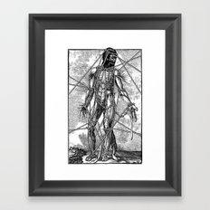 CENOBITE III Framed Art Print