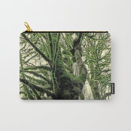 RAINFOREST MAPLES IN BRIGHT GOLDEN LIGHT Carry-All Pouch