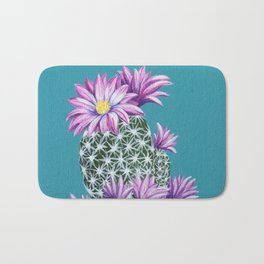 Purple Escobar Bath Mat
