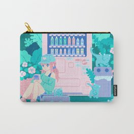 Cats Vending Carry-All Pouch