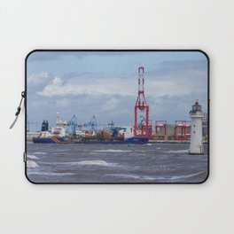 Nearly home Laptop Sleeve