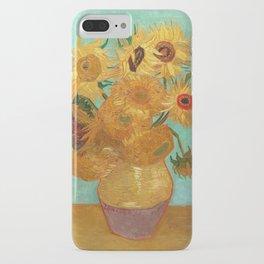 Vincent Van Gogh Twelve Sunflowers In A Vase iPhone Case