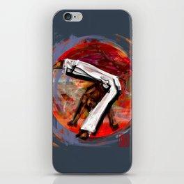 Capoeira 545 iPhone Skin