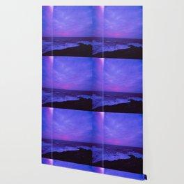 Dusk Light Leak Wallpaper