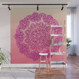 Joie de Rose Wall Mural