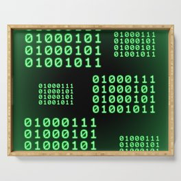 Binary code for GEEK Serving Tray