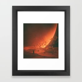 GAX-447 (everyday 12.12.15) Framed Art Print