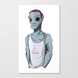 Shared v5 Canvas Print