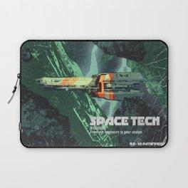 space Tech Bi-Monthley Laptop Sleeve