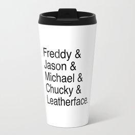 Horror's Best Travel Mug