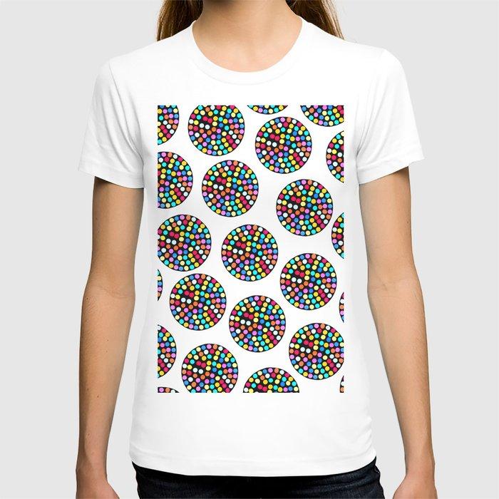 Disco Ball T Shirt By Abundanceart Society6