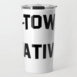 P-TOWN Travel Mug