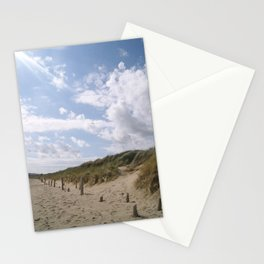 Sunbeams on the Beach Stationery Cards