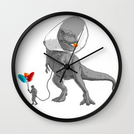 New kid on the block Wall Clock