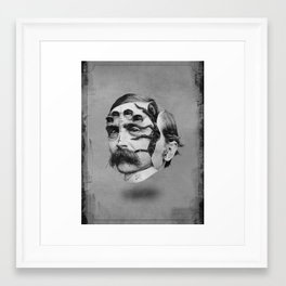 The Amazing Man-Spider Framed Art Print