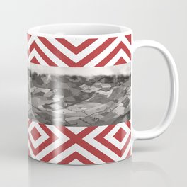Wait me in your Quilty cover Coffee Mug