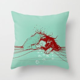 They See Throw Pillow