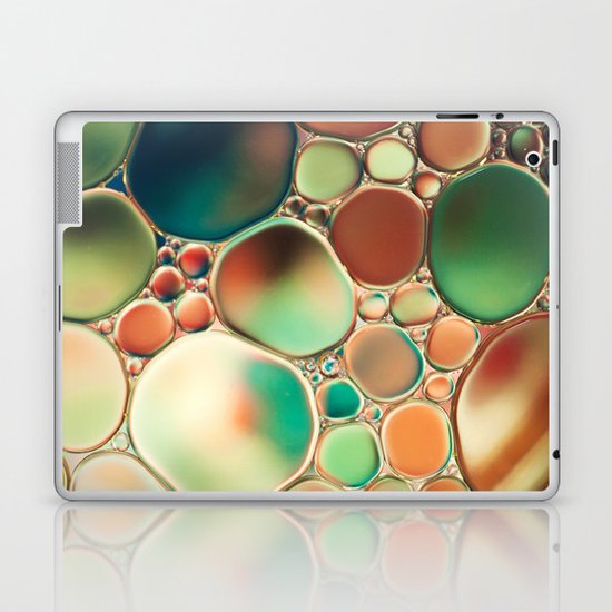 Pastel Abstraction Laptop & iPad Skin