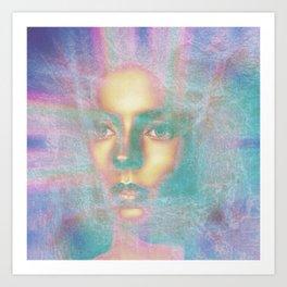 Beautiful Oblivion Art Print