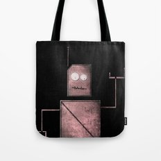 Give em the clamps  Tote Bag