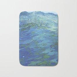 Effervescent Waves 1 Bath Mat