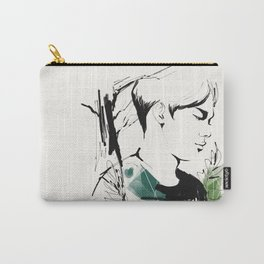 Love Me Right - Chen Carry-All Pouch