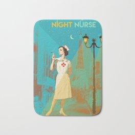 NIGHT NURSE Bath Mat