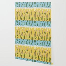 Grass Grows Wallpaper