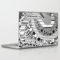 psychedelic Laptop & iPad Skins featuring Psychedelic by GPM Arts