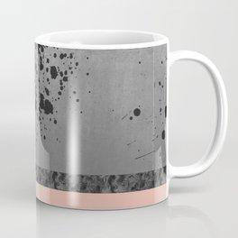 Concrete, Ink and Pink Coffee Mug