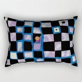 Quadratum n° 60 bis Rectangular Pillow